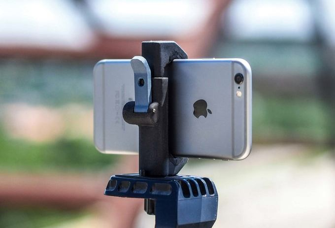 iphone tripod adapter the all new glif iphone tripod mount macstories 7036