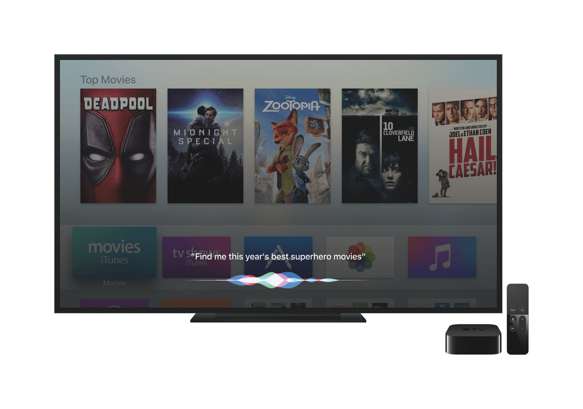 tvOS Apps Can Now Be Purchased...