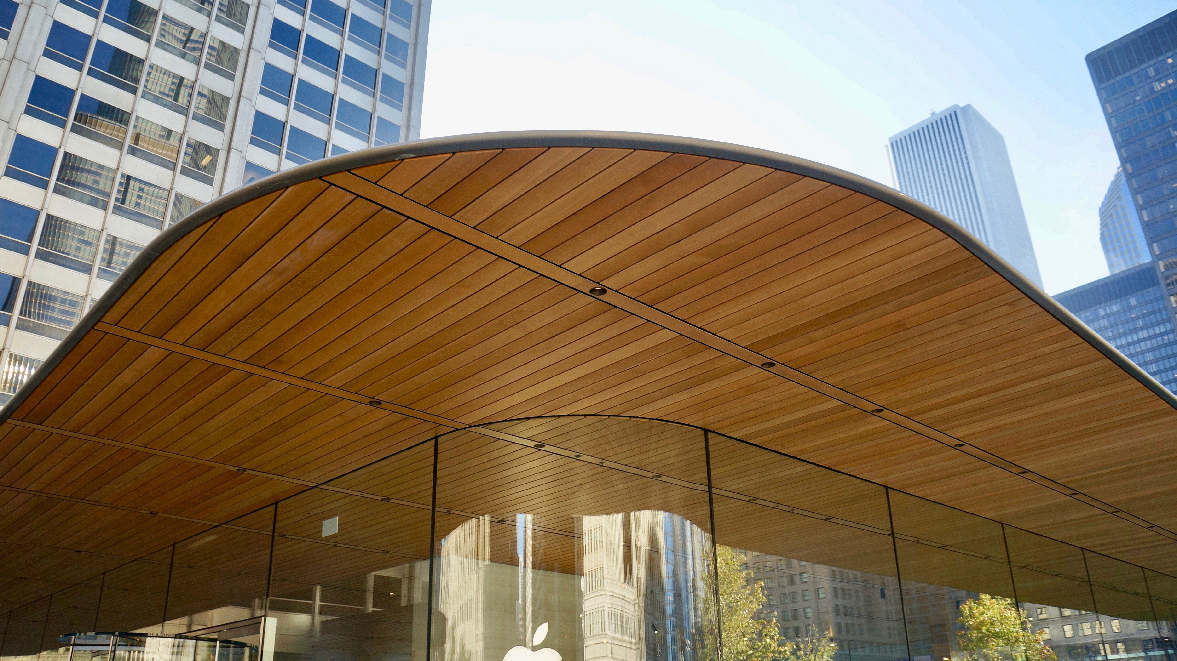 A Photo Tour Of Apple S New Flagship Chicago Store