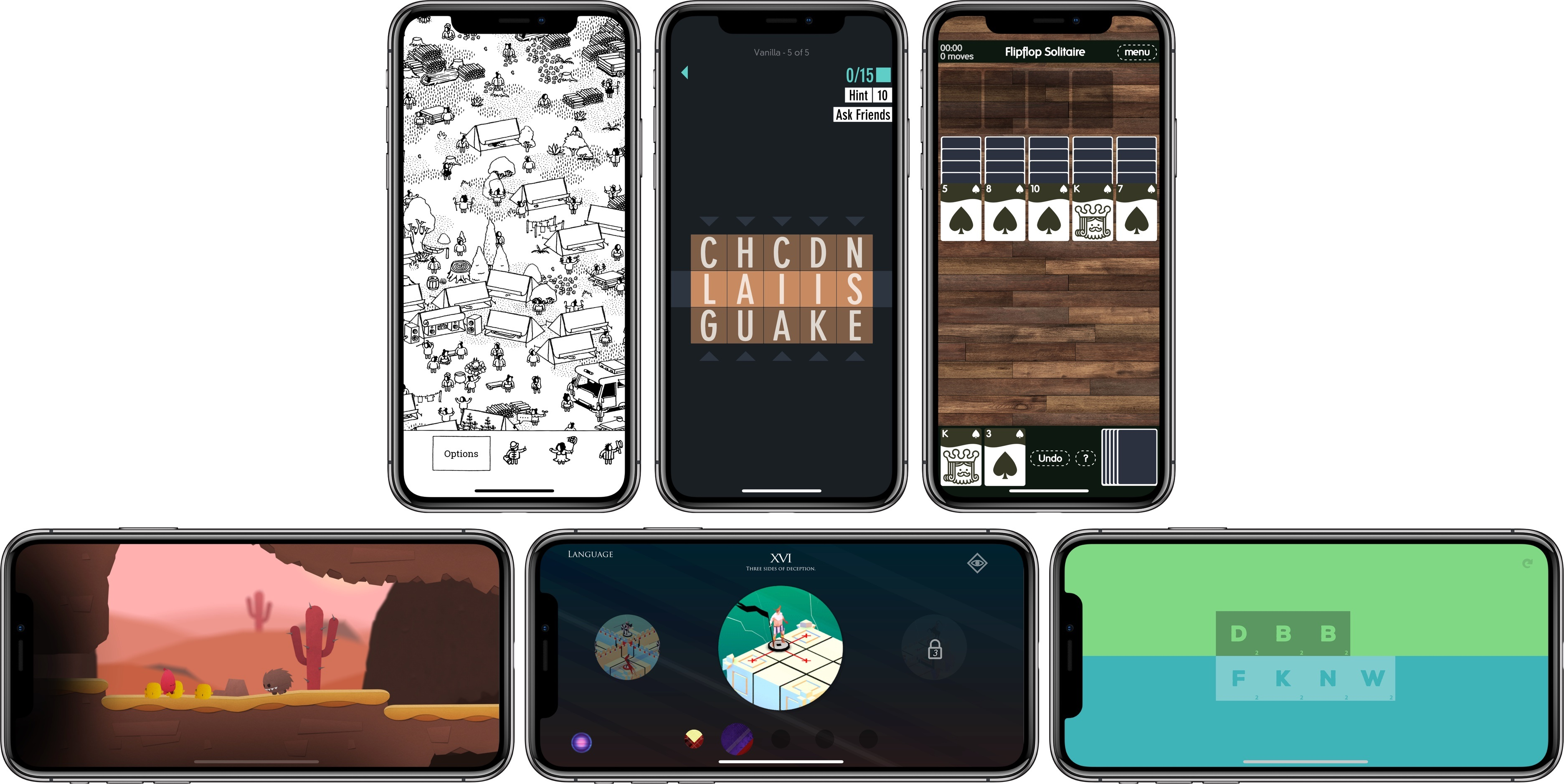 photo image My Favorite iOS Games of 2017