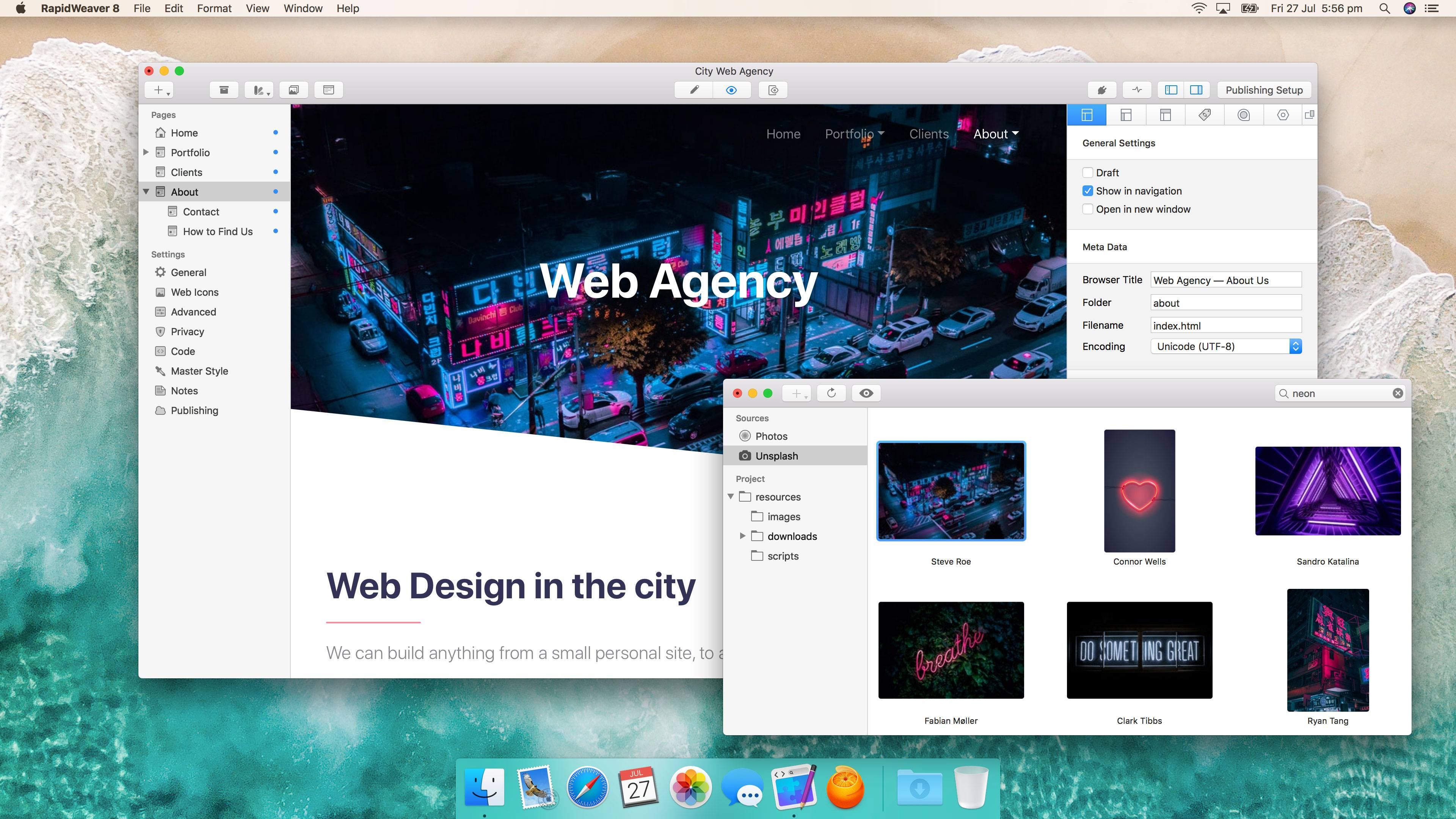 RapidWeaver 8 Debuts Redesign, New Responsive Themes