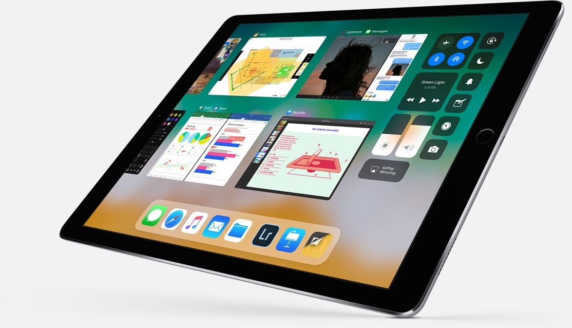 IPad and iPhone Owners Buckle Up because iOS 11 is Coming