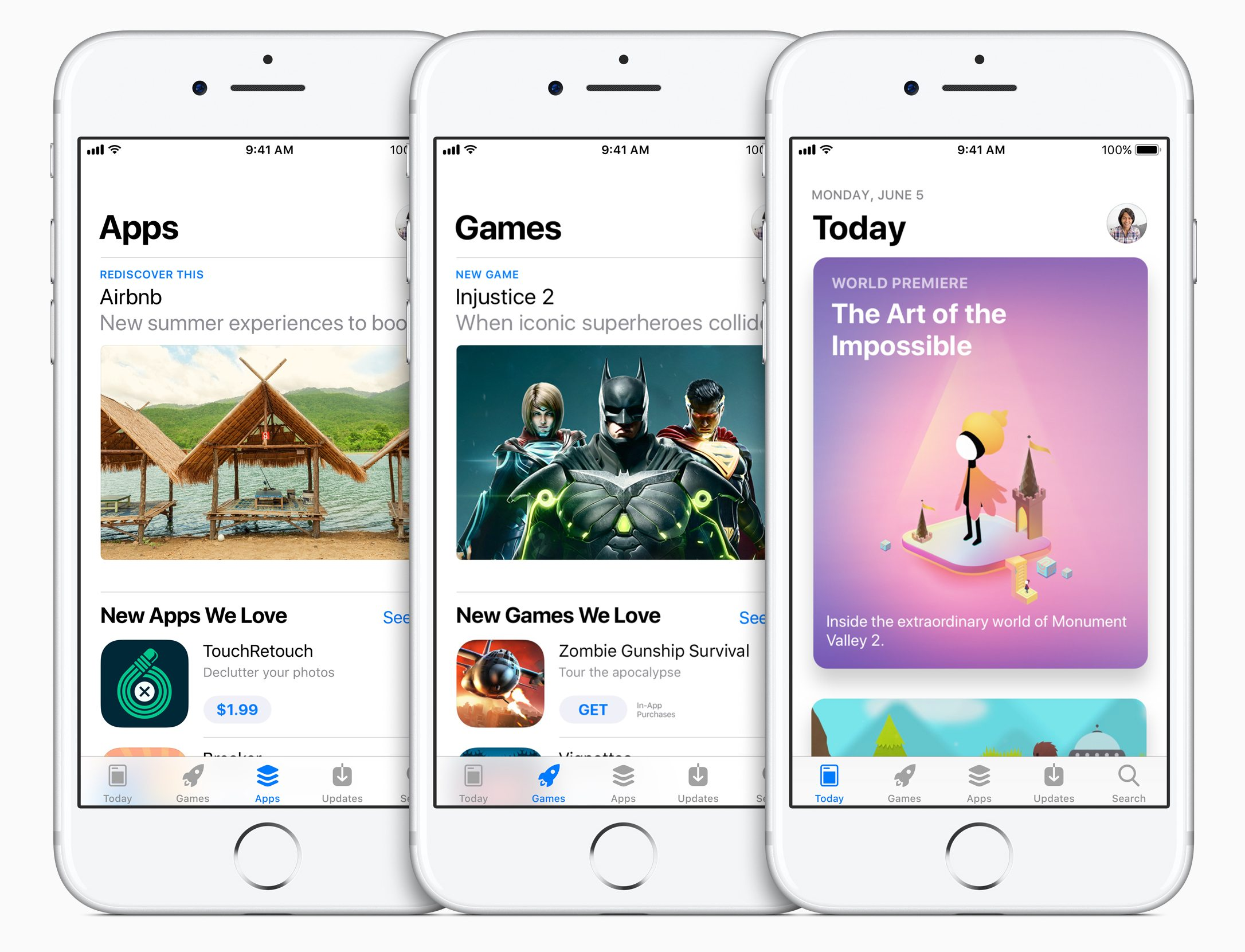 photo image Apple Doubles Down on App Store Curation