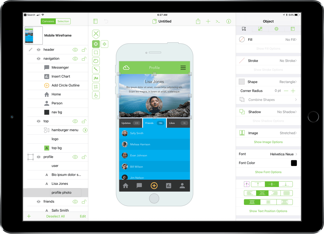 photo image OmniGraffle 3.0 Brings the Power of Its macOS Counterpart to iOS