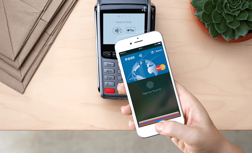 Apple Pay Is Now Available In Italy