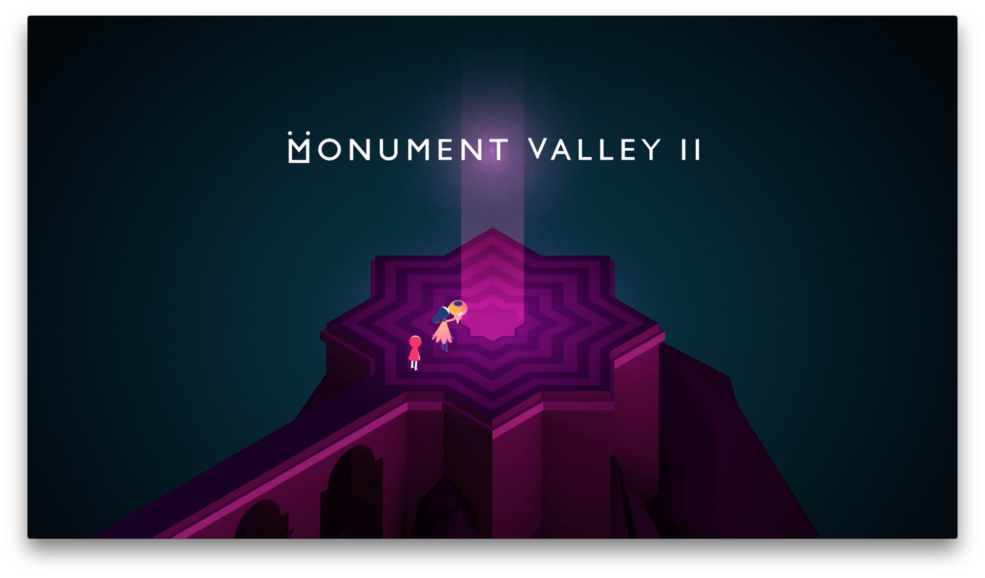photo image The High Stakes Secret Release of Monument Valley 2