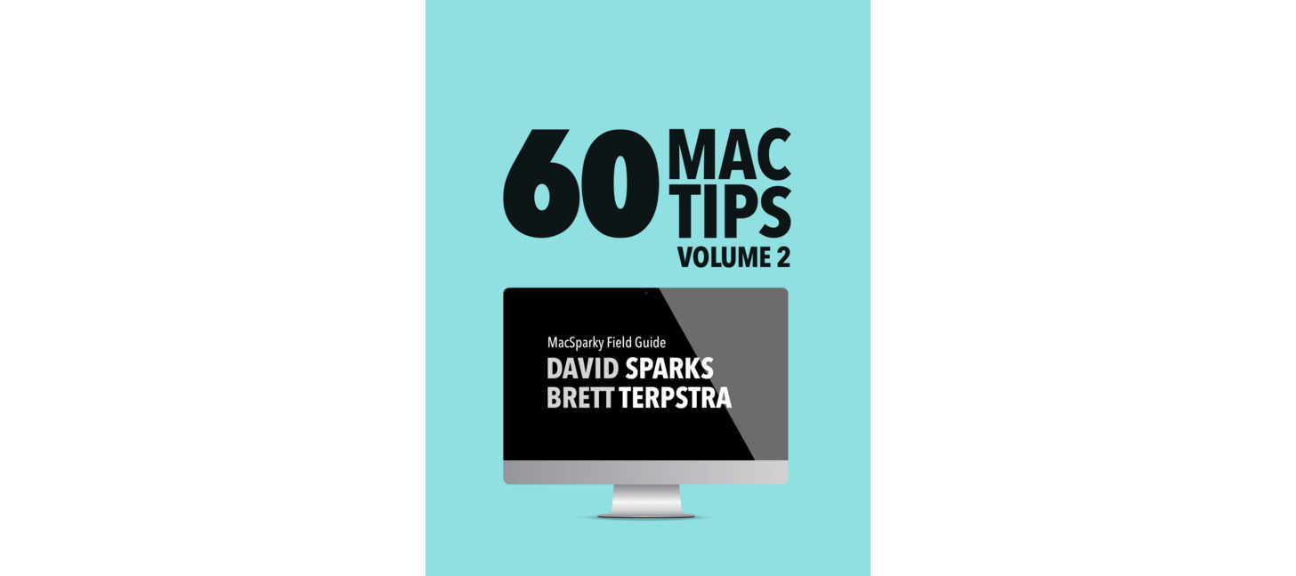 photo image 60 Mac Tips, Volume 2 Released